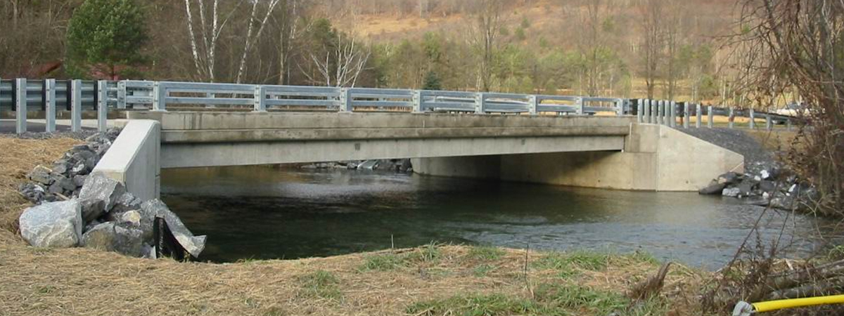Fogel Crossing Bridge